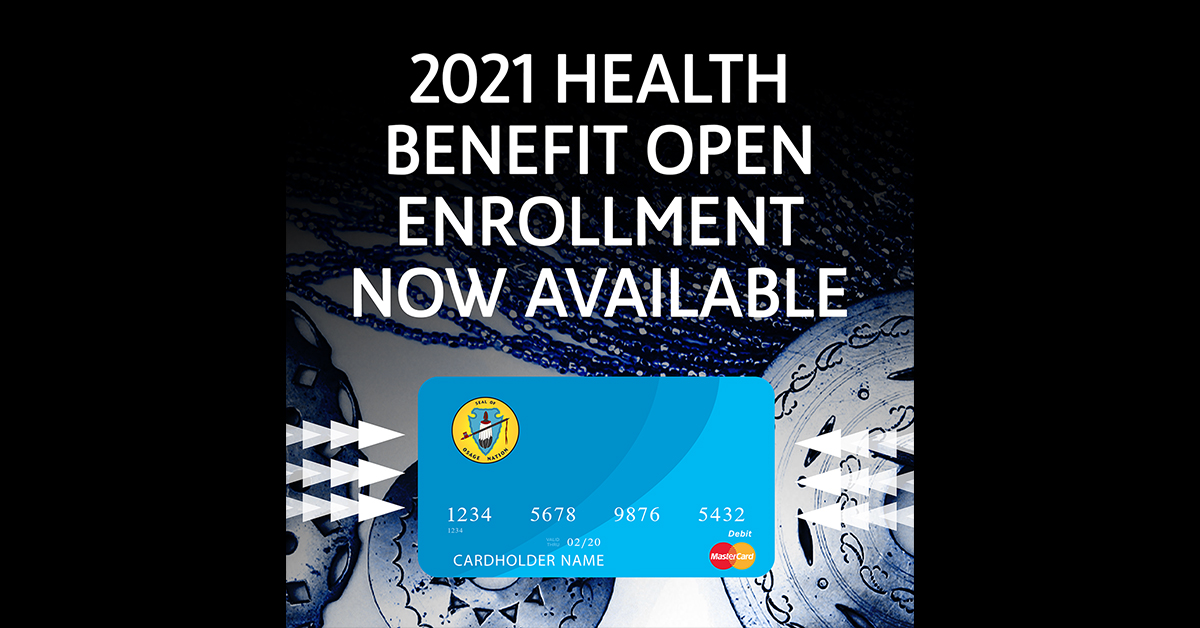 Dec. 15 deadline approaching for Osage Health Benefit enrollment for 2021