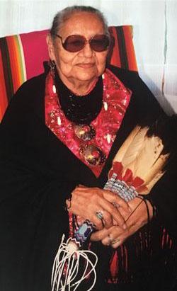Christine Hamilton-NoEar Obituary