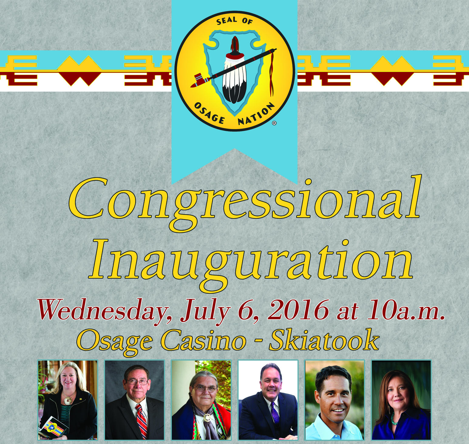 Fifth ON Congress inauguration set for July 6
