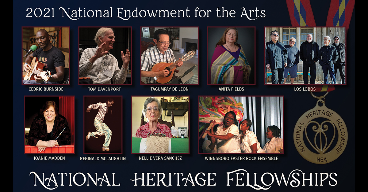 National Endowment for the Arts names Anita Fields as 2021 NEA National Heritage Fellow