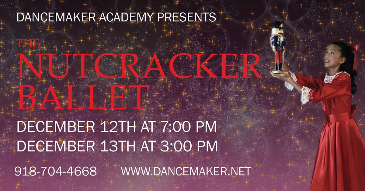 Dance Maker Academy to present the Nutcracker Ballet on Dec. 12-13