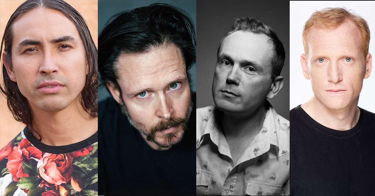 Tatanka Means, Michael Abbott Jr., Pat Healy, and Scott Shepherd join 'Killers of the Flower Moon' cast