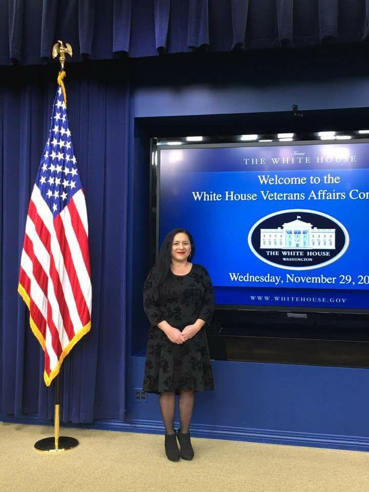Speaker Pratt attends White House Veterans Affairs Conference