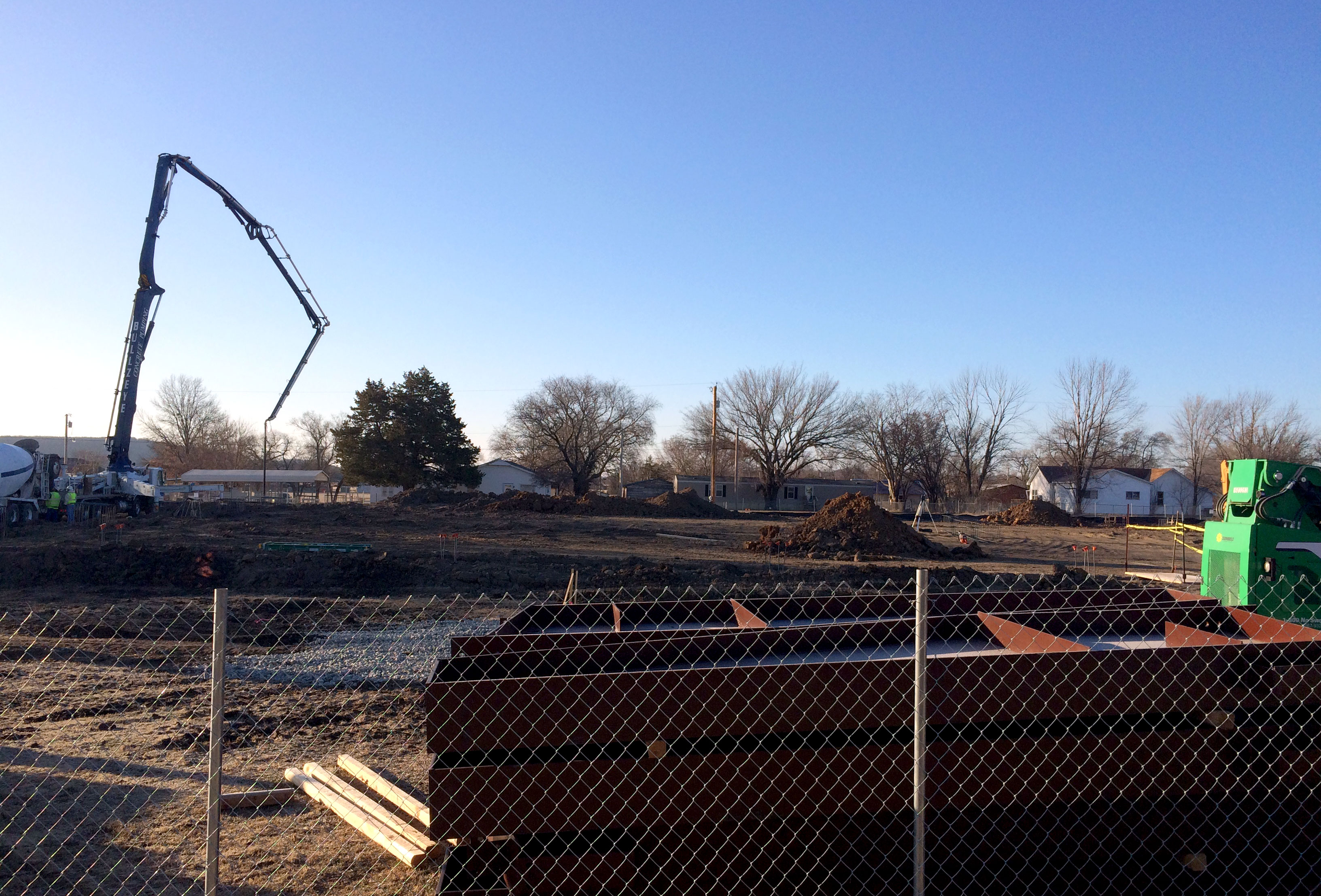 Pawhuska arbor to be completed in May