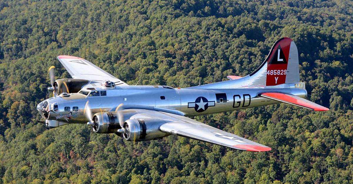 Osage Casinos sponsors World War II Bomber exhibit at Tulsa Air and Space Museum