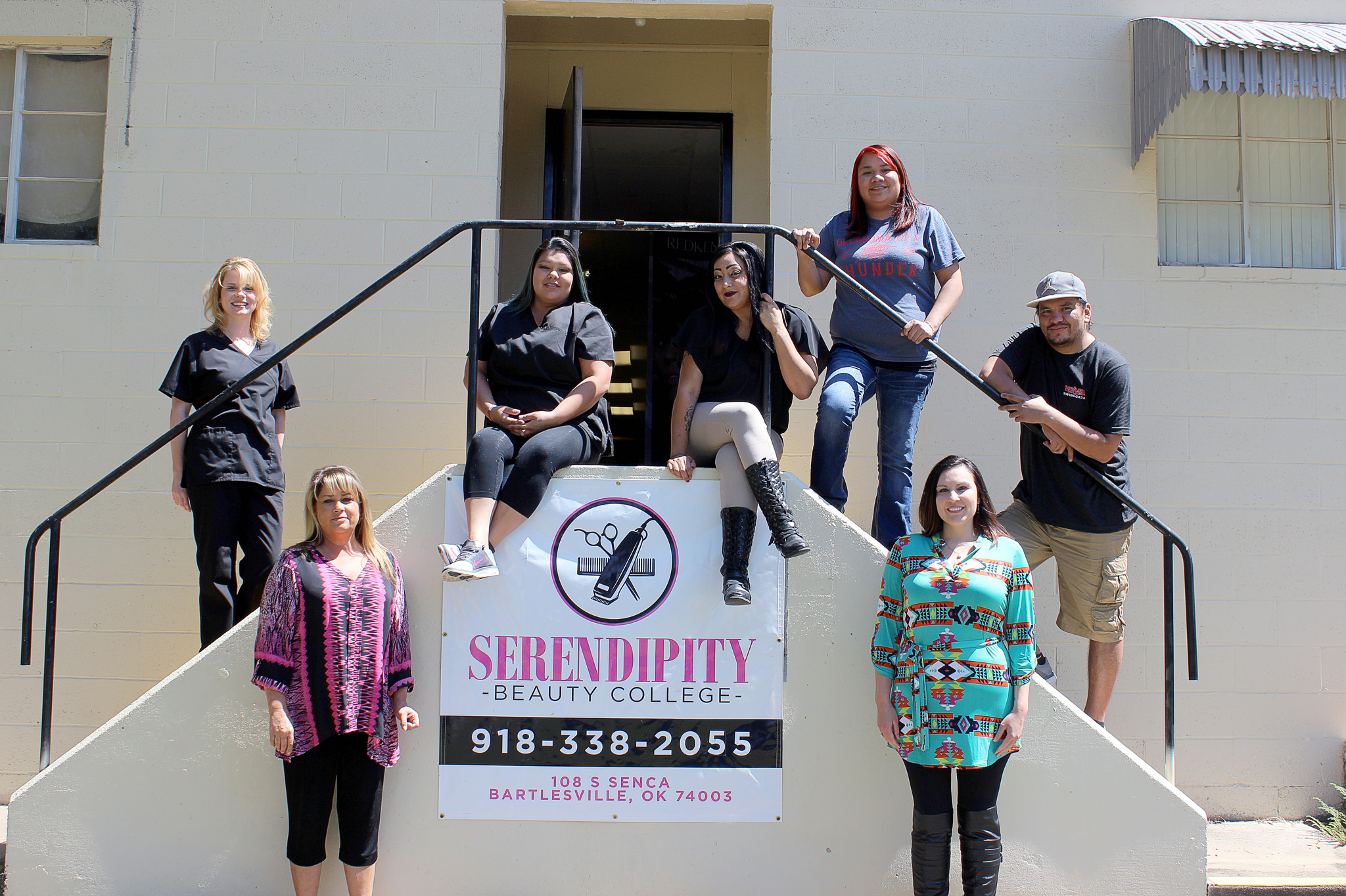 Osage woman starts Serendipity Beauty College in Bartlesville