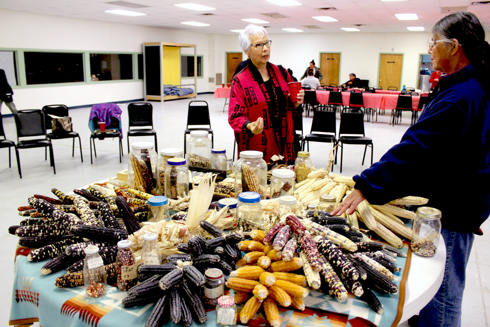 Braiding the Sacred gathering brings new ideas and hopes for seed and food preservation