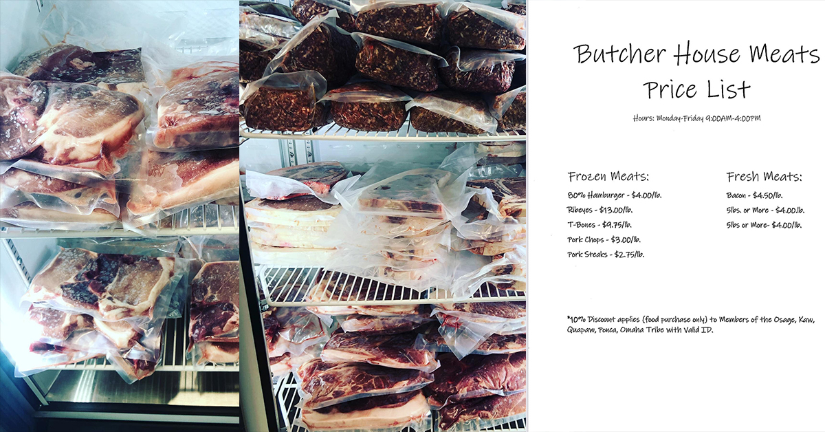 Butcher House Meats expands services under USDA inspection; opens storefront
