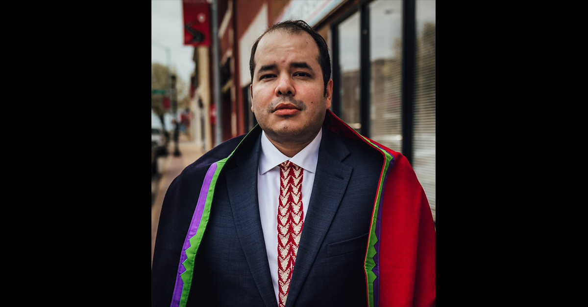 Osage Nation Congressman tests positive for COVID-19