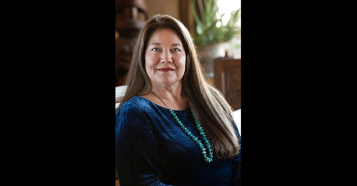 Maria Whitehorn announces her candidacy for Osage Nation Congress