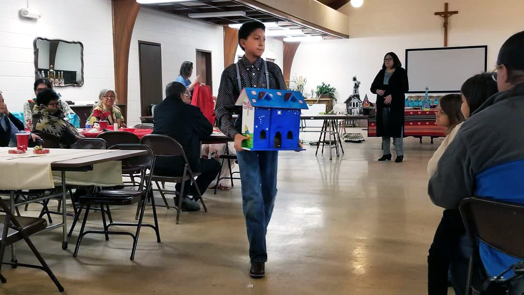Pawnee/Osage CASA Birdhouse Auction raises $5,600
