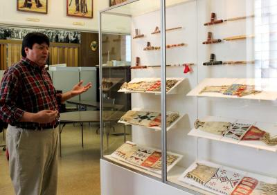 Revamped museum exhibits showcase a rich Osage history
