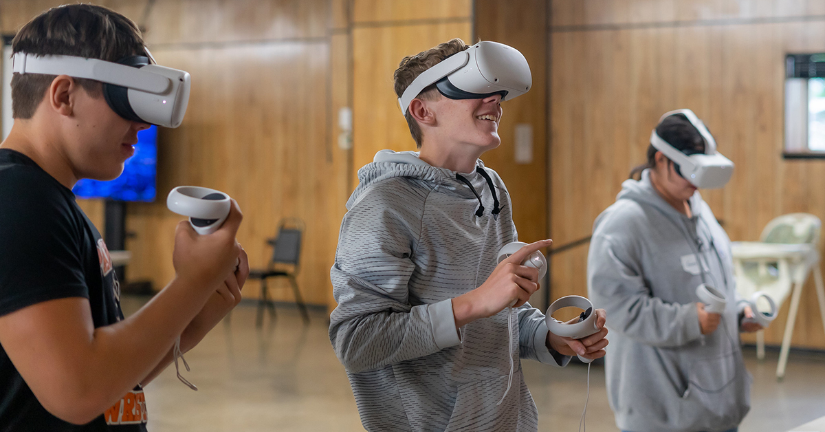Cultural Center and Language Department release Virtual Reality desktop experience