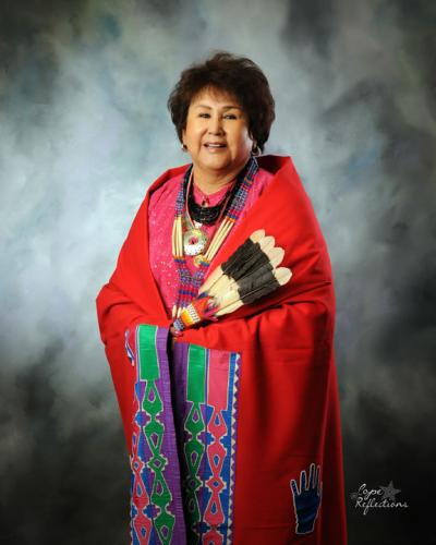 Beverly Brownfield announces candidacy for Fourth Osage Nation Congress