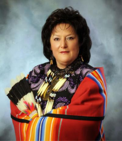 Teresa Bates Rutherford announces candidacy for Fourth Osage Nation Congress
