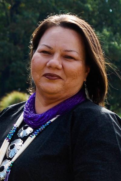 Alice Buffalohead announces her candidacy for Fourth Osage Nation Congress