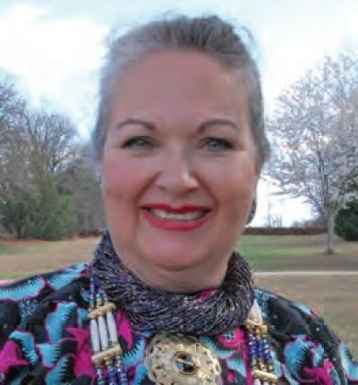 Cheryl Potts announces candidacy for Third Osage Minerals Council