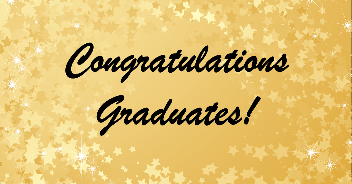 Congratulations to our Osage High School Graduates!