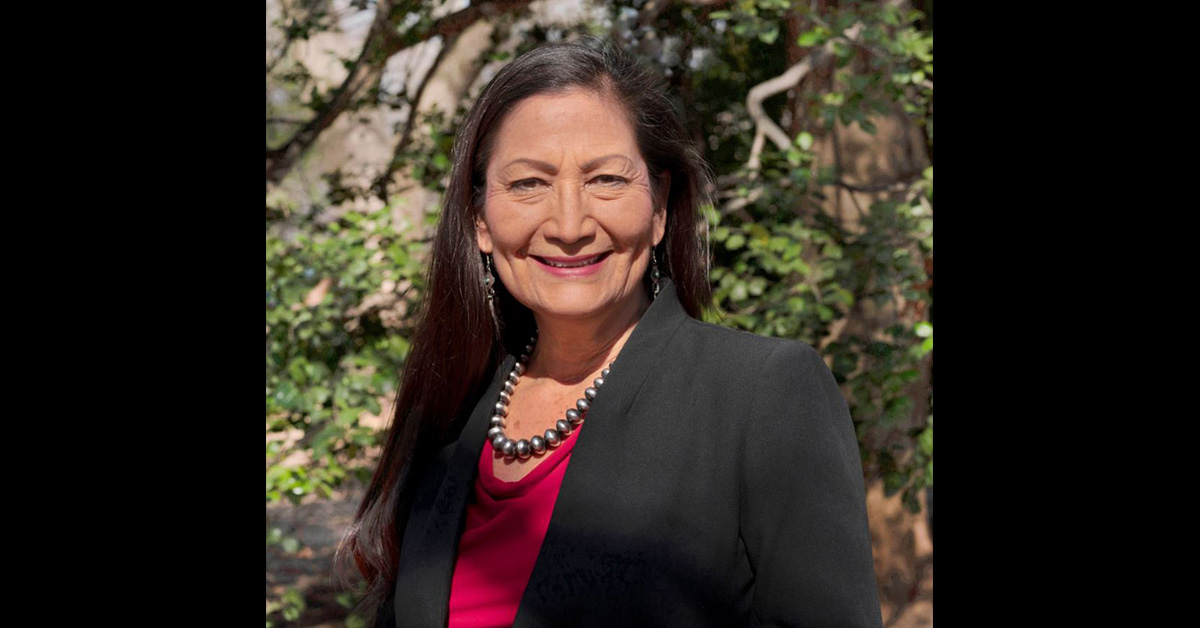 Osage officials laud Deb Haaland's historic confirmation as Interior Secretary