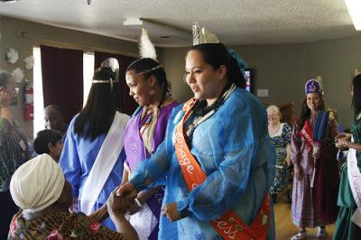Osage Tribal Princess applications available