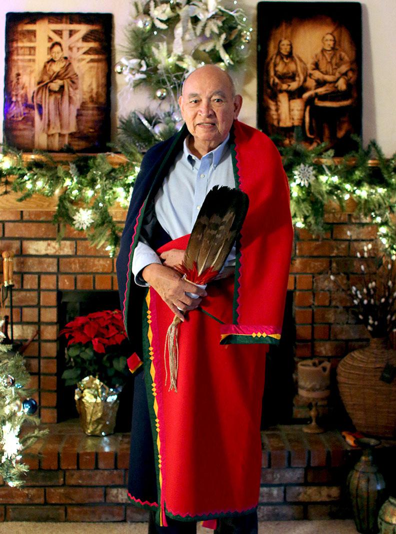 Elders Series: George Shannon
