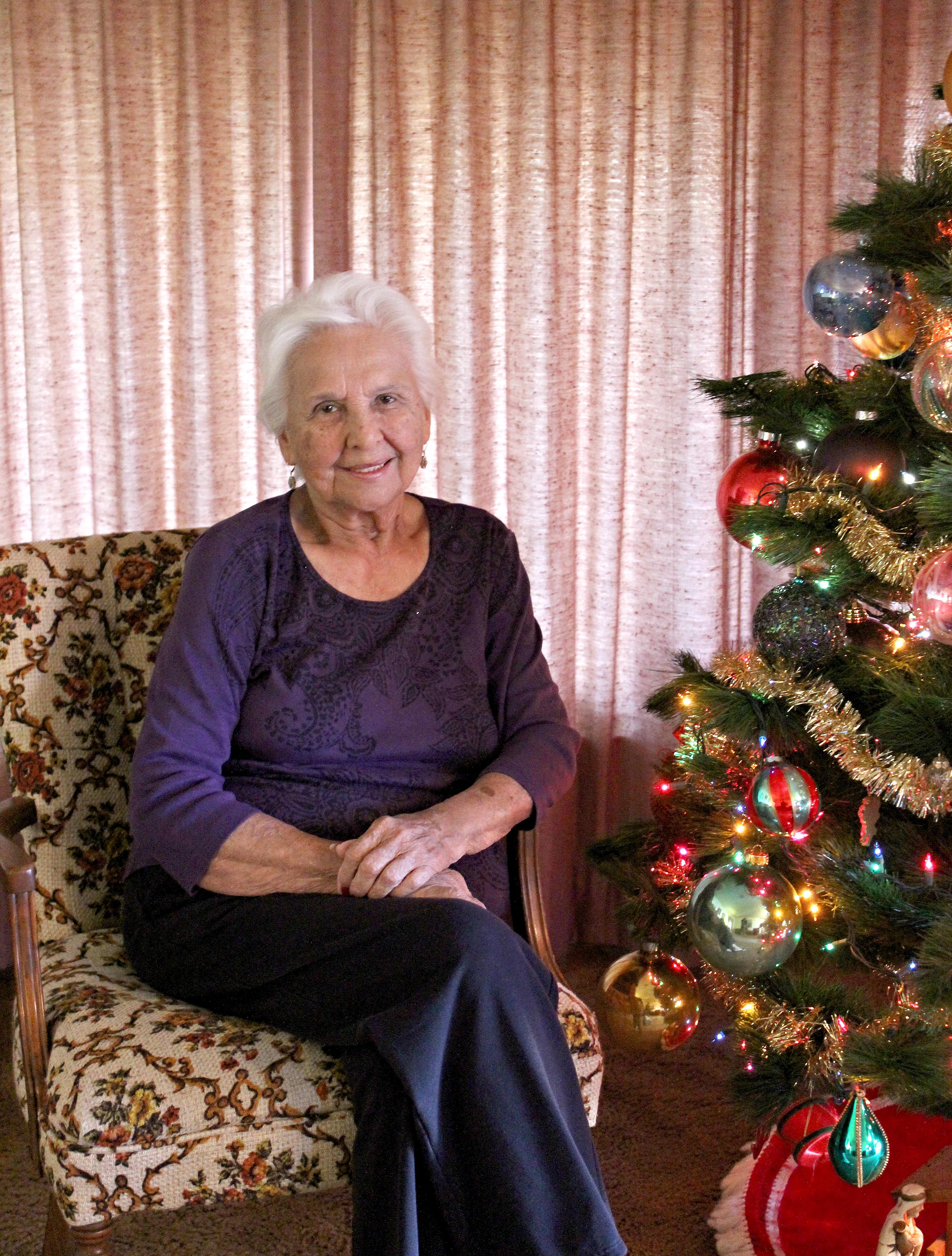 Elders Series: Marilyn Oberly Dailey