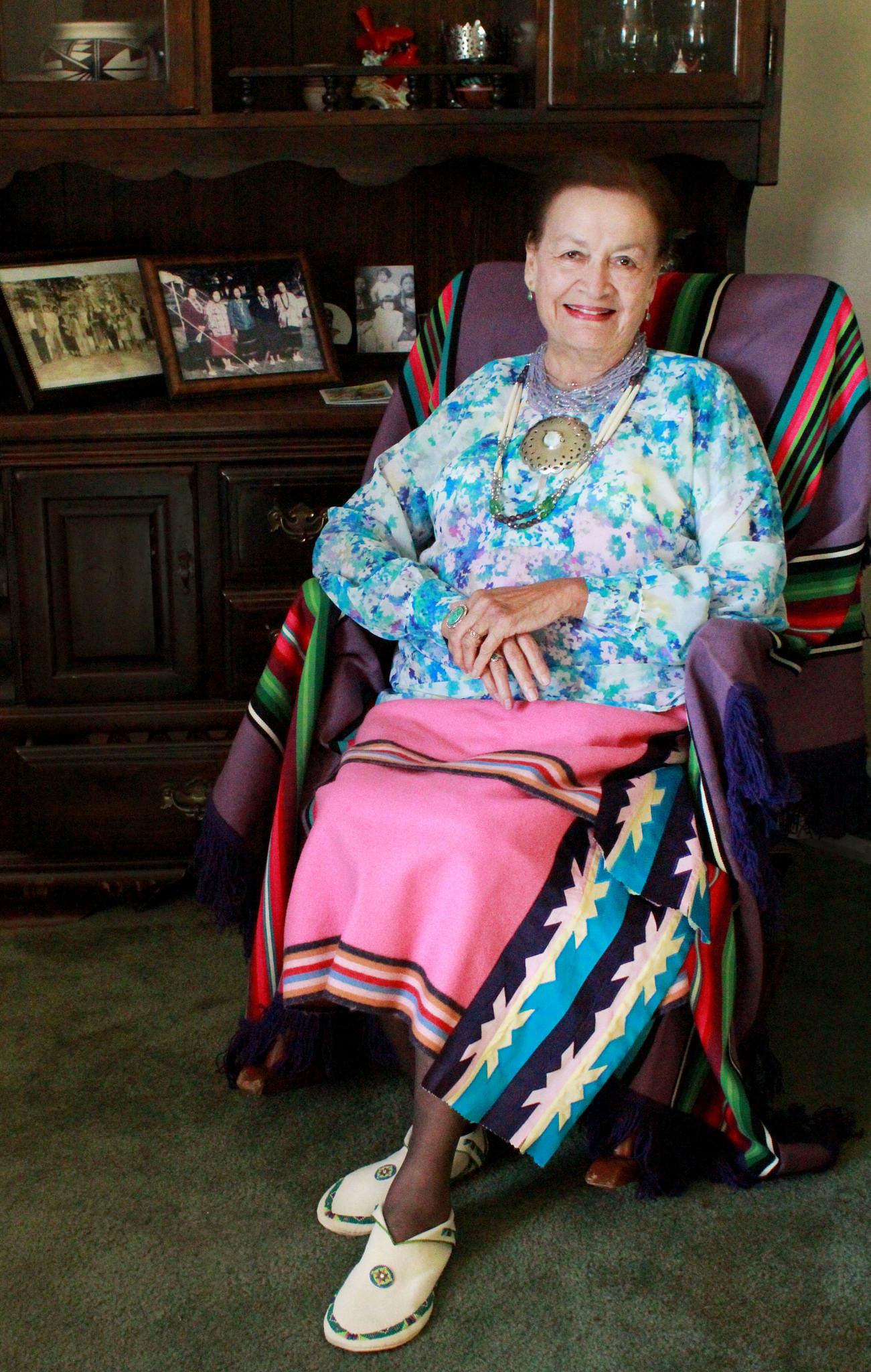 Elders Series: Mary Lenora Shannon Brave