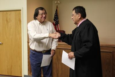 Osage Supreme Court to define nepotism after chief appoints brother