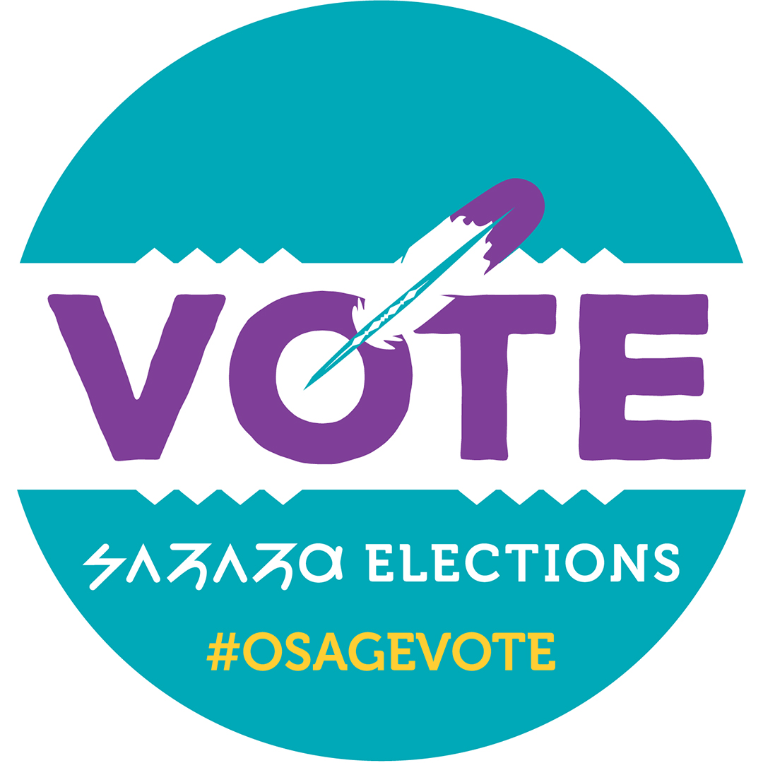 2018 Osage Nation General Election and Minerals Council Election candidates