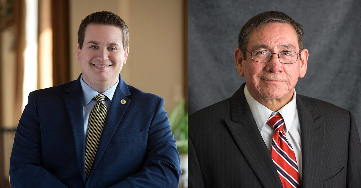 Two Osage Congressmen host virtual town hall