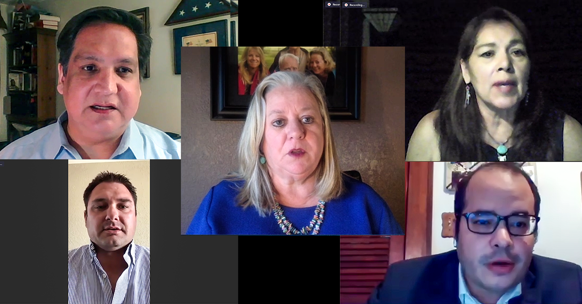 Osage News Candidate Debates hosted online via Zoom video conferencing