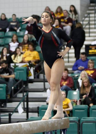 Osage gymnast named MAC Specialist of the Year