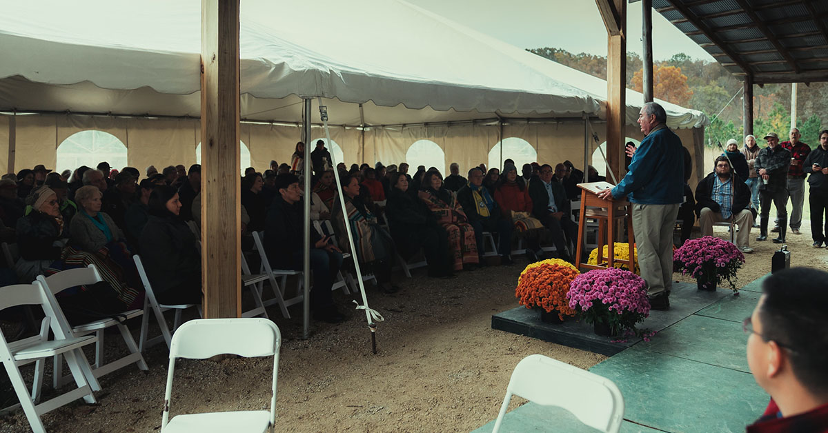 Land of the Osages Research Center opens in Central Missouri