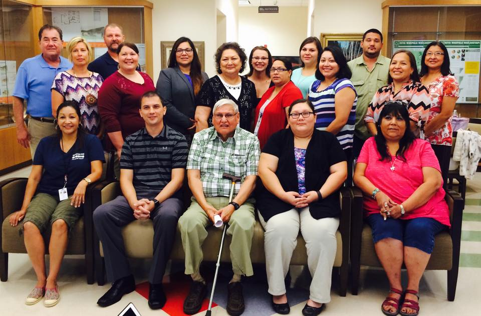 Osage Language Immersion School names first class of students