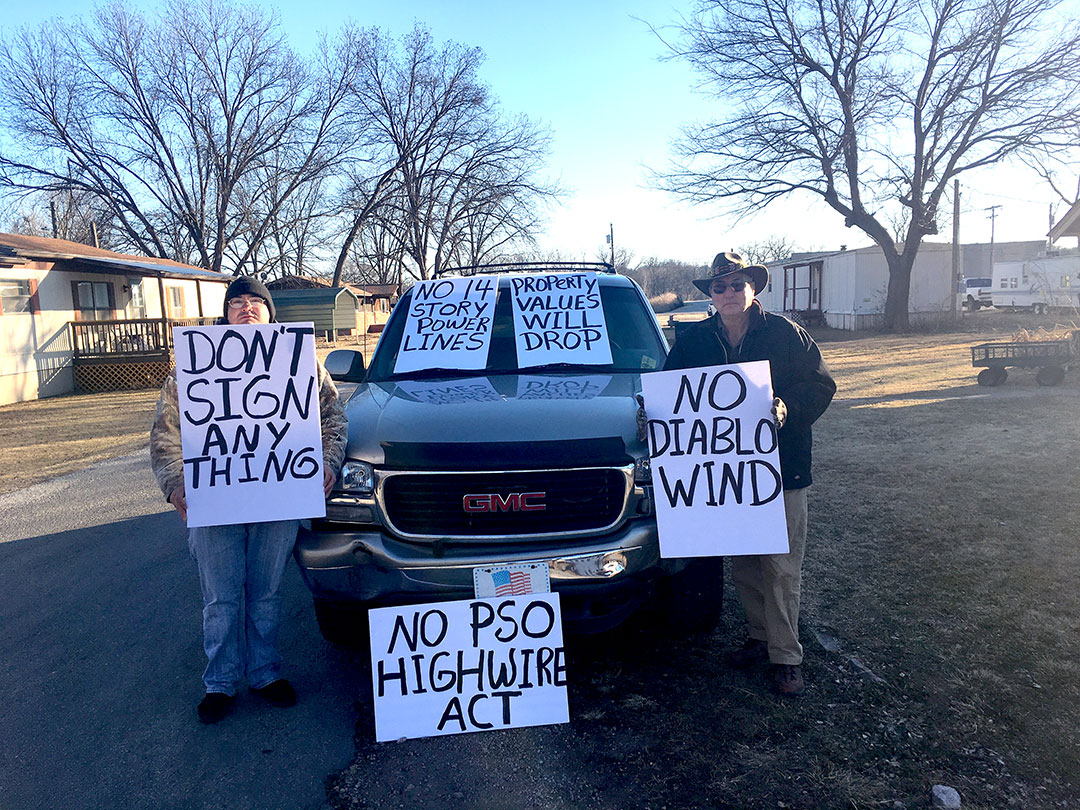 Another wind project may be on the horizon for Osage County