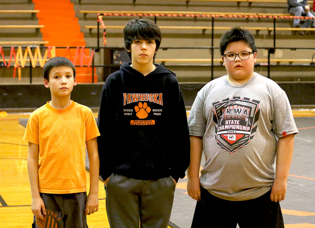 Osage boys win big at OKWA Novice State Championships