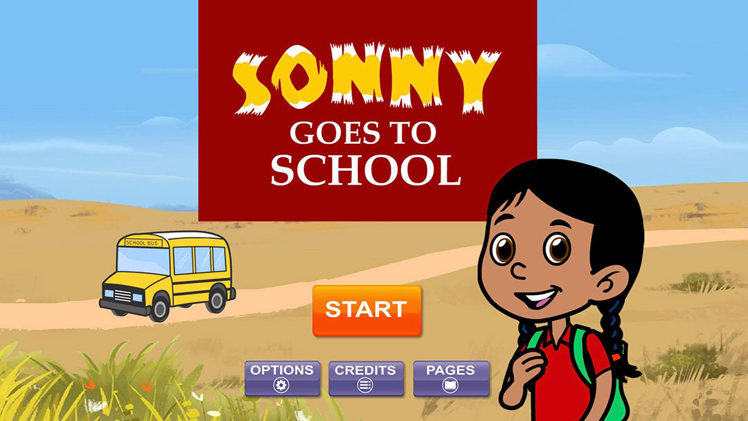 Second Osage language app 'Sonny Goes to School' now available