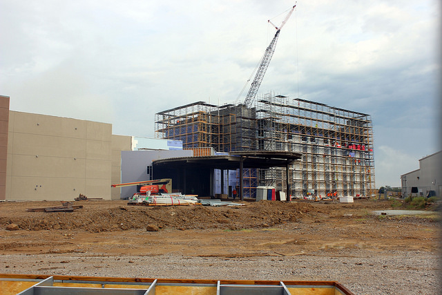 Tulsa Osage Casino and Hotel project celebrated with a 'topping off' ceremony