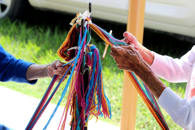 Cultural Center now offering classes for making regalia