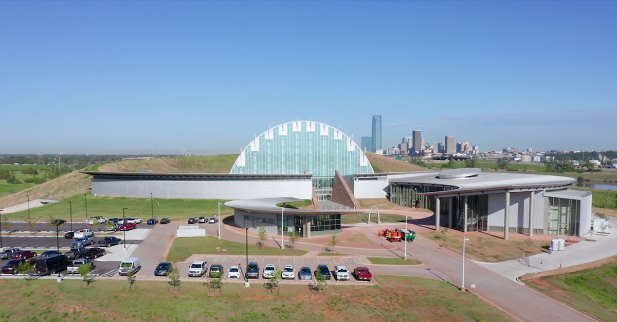 First Americans Museum grand opening weekend planned Sept. 18-19 in OKC