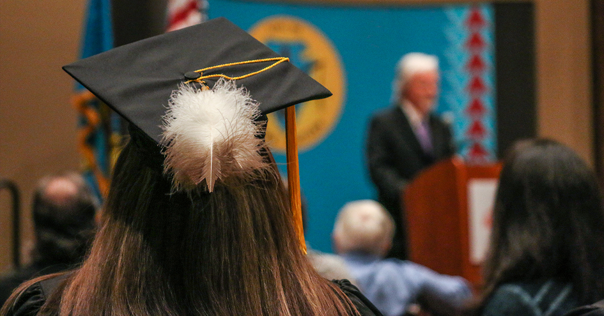 Congratulations to the 2021 Osage Nation College Graduates