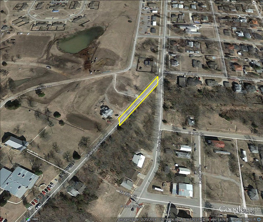 Pawhuska City Council refuses roundabout with silence