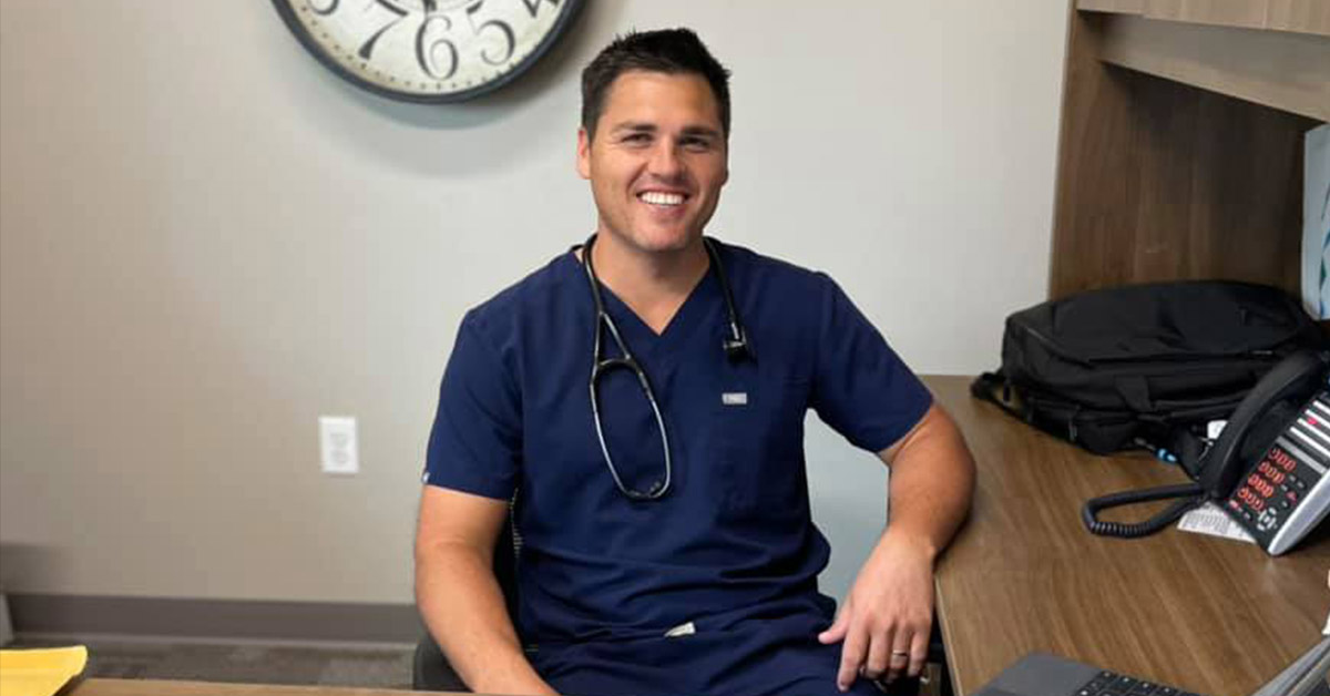 Osage named Rural Physician of the Year in Oklahoma