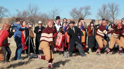 Filming complete for docudrama on Hominy Indians team