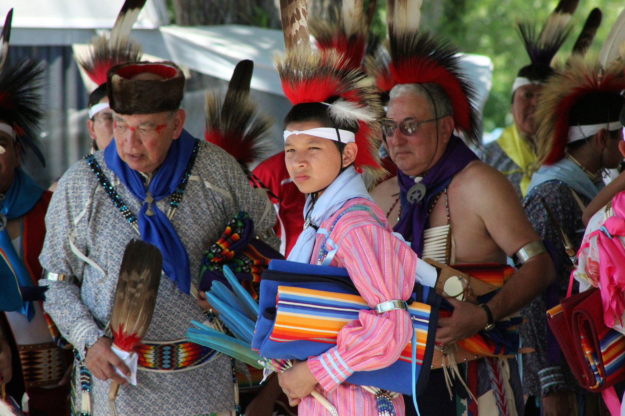 Osages gather for Hominy In-Lon-Schka this weekend