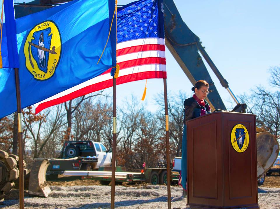 Osage Nation director selected to join prestigious grant review process