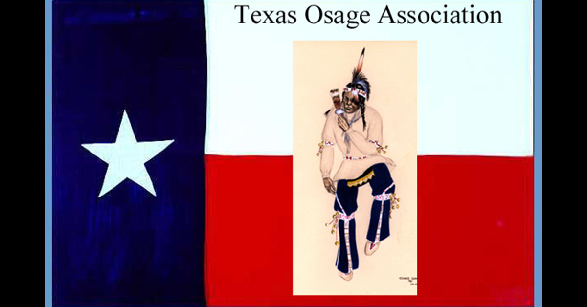 Texas Osage Association meeting scheduled for Nov. 23