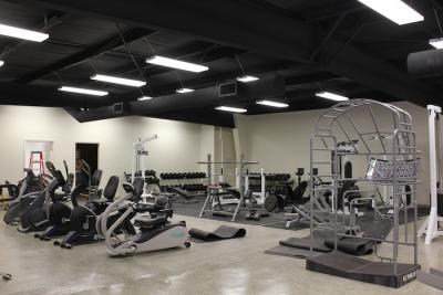 Pawhuska Fitness Center gets a new look