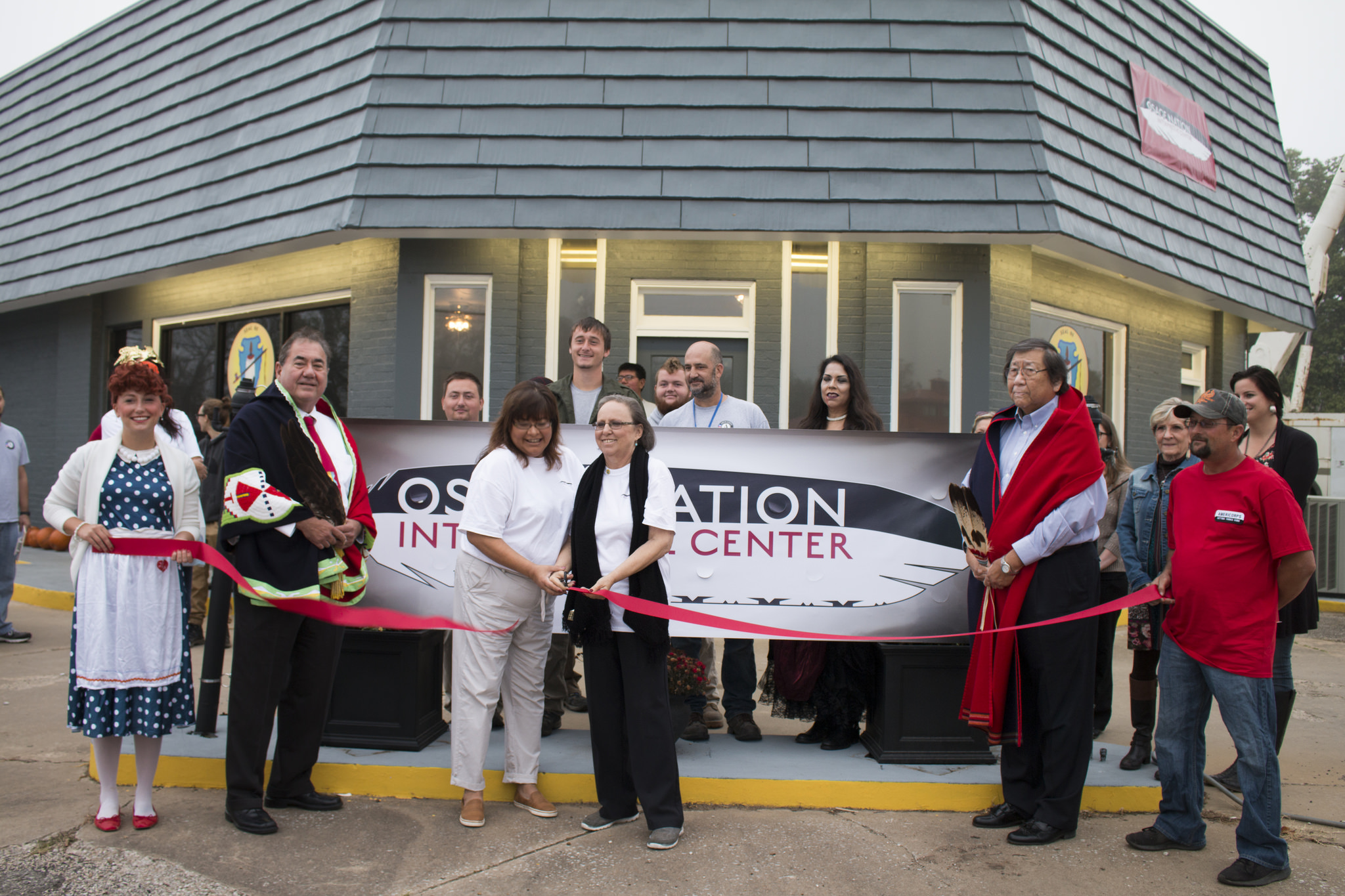 Osage Nation Interpretive Center officially opens for one week