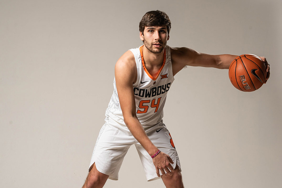 OSU adds Osage Nation citizen J.K. Hadlock to basketball roster